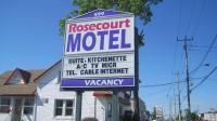 Rosecourt Motel (Bed and Breakfast)