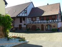 Ferme Martzloff, Отели типа «постель и завтрак» - Breuschwickersheim