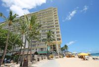 Castle Waikiki Shore Beachfront Condominiums