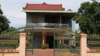 Isanborei Homestay 9, Ubytování v soukromí - Kâmpóng Chheutéal