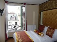 Hôtel des Buttes Chaumont (B&B)