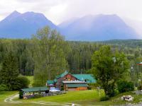 Blaeberry Mountain Lodge (B&B)