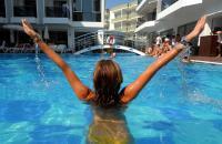 Oba Star Hotel - Ultra All Inclusive, Szállodák - Alanya