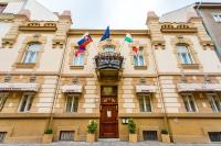 Golden Royal Boutique Hotel & Spa, Hotels - Košice