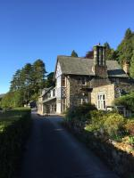 Ravenstone Manor, Szállodák - Keswick