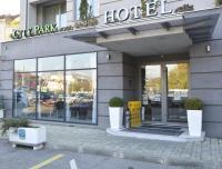 City Park Hotel, Hotely - Skopje
