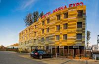 noclegi Hotel Arena Expo Gdańsk