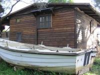 Sea And House