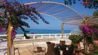 Villa in the sea Crete