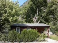 Camping La Cascade, Apartmanházak - Le Bourg-d'Oisans