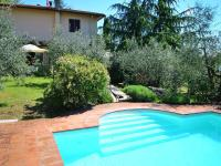 Il Crocino Di Lecchi Rosso, Prázdninové domy - San Sano