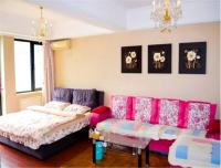 Sweet House Theme Apartment(Da Lian Yi Feng New Town Apartment Branch), Apartmanok - Csincsou