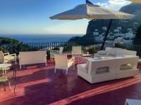 Villa Silia, Apartmanok - Capri