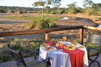 Elephant Valley Lodge, Lodge - Lesoma
