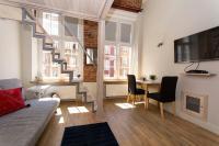 Gryf Apartments, Apartmanok - Gdańsk