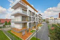 noclegi Baltic Sands Aparthotel Hel
