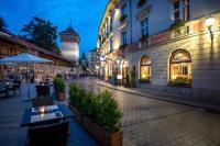 noclegi Hotel Polski Pod Białym Orłem Kraków