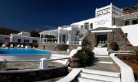 Olia Hotel, Hotel - Tourlos