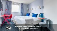 Hotel Acadia - Astotel, Hotels - Paris