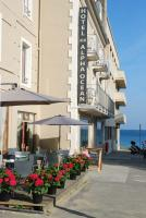 Alpha Ocean, Hotely - Saint Malo