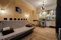 New York Studio Apartment, Apartments - Saint Petersburg