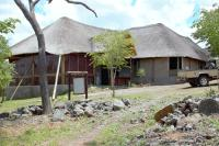 Lion Roars Lodge, Lodges - Lesoma
