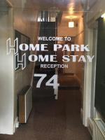 Home Park Homestay (with B&B)