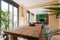 Soho Lounge - Space Maison Apartments, Апартаменты - Севилья