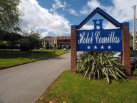 Hotel Comillas, Hotel - Comillas