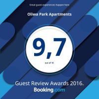 noclegi Oliwa Park Apartments Gdańsk