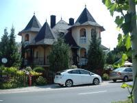 Ilona Kis Kastély Panzió, Guest houses - Keszthely