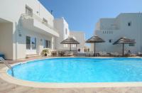 Villa Adriana Hotel, Apartmanhotelek - Ájosz Prokópiosz