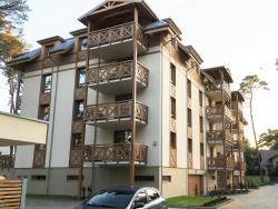 noclegi Mielno Apartament w Rezydencji Park