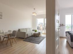 noclegi Kołobrzeg VacationClub - Solna Apartment C506