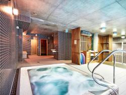 noclegi Kołobrzeg VacationClub - Sand Hotel Apartment 201