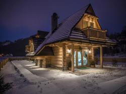 noclegi Czarna Góra TatryTop Domki nad Białką