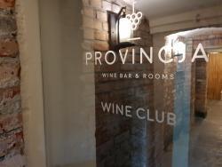 noclegi Olsztyn Provincja Winebar & Rooms