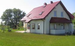 noclegi Sarbinowo Domki pokoje pod Wierzba