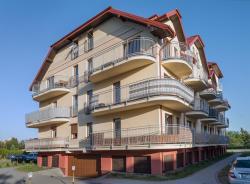 noclegi Karwia Na Fali Apartament w Karwi