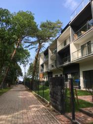noclegi Ustronie Morskie Apartament Słoneczny Dwie Sosny