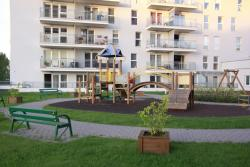 noclegi Gdańsk Bright and spacious apartment close to the beach