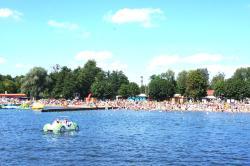 noclegi Giżycko by the Lake