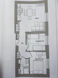 noclegi Sopot Apartament Pulaski
