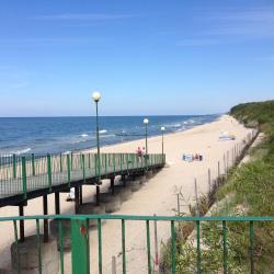 noclegi Dziwnówek Baltic Sea - Blue Apartment