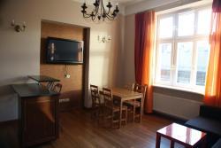 noclegi Kraków Klimatyczny apartament przy Plantach