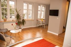 noclegi Gdańsk Apartament - Old Town Studio