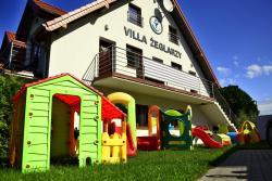 noclegi Rusinowo Villa Żeglarzy
