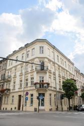 noclegi Kraków MJZ Apartments Old Town Krakow