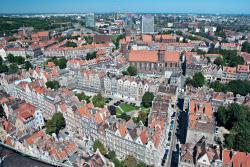 noclegi Gdańsk Gdańsk Śródmieście. Wyspa Spichrzów