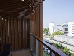 noclegi Kołobrzeg VacationClub - Olympic Park Apartment 404